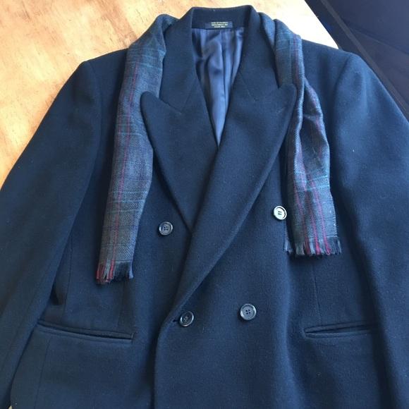 1125a974f2f Nino Cerruti Jackets & Coats   Cashmere Peacoat   Poshmark